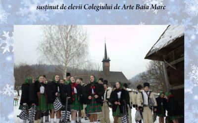Concert de Crăciun – susținut de elevii Colegiului de Arte Baia Mare