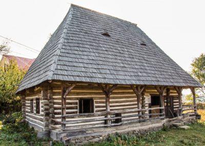 Casă Parohială Ungureni – mijl. sec. al XIX-lea