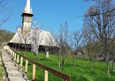 Biserica din Chechiș – 1630