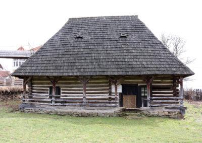Casa UNGURENI, zona etnografică Lăpuș