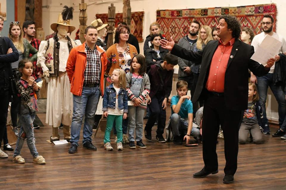 Noaptea Muzeelor la Muzeul Județean de Etnografie și Artă Populară Maramureș