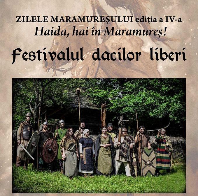 Festivalul Dacilor Liberi la Muzeul Satului