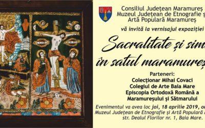 Sacralitate și simbol în satul maramureșean
