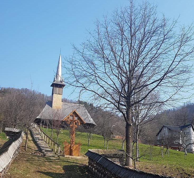 Hramul Bisericii Monument și sfințirea Troiței