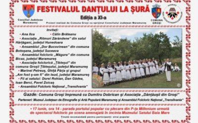 Festivalul Danțului la Șură, Ediția a XI-a