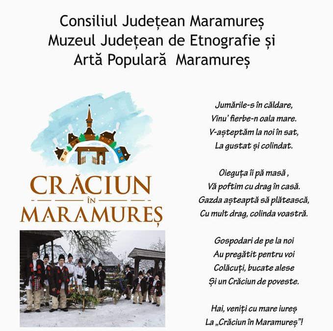 Crăciun în Maramureș, ediția a-XI-a, 21 decembrie