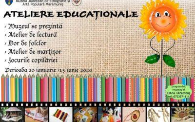 Ateliere educaționale