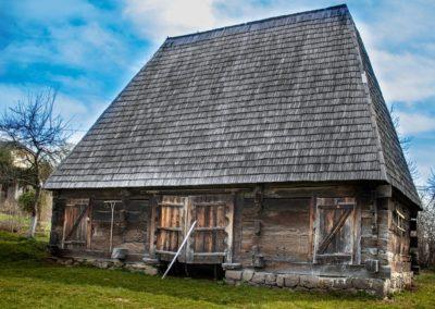 Șură Berbești – încep. sec. al XIX-lea