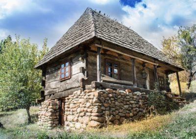 Casă Desești – încep. sec. al XIX-lea