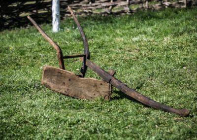 Plug de lemn, Valea Vinului, sf.sec.XIX