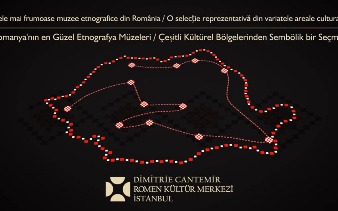 Muzeul Județean de Etnografie și Artă Populară Maramureș, între muzeele etnografice prezentate de Institutul Cultural Român din Istanbul