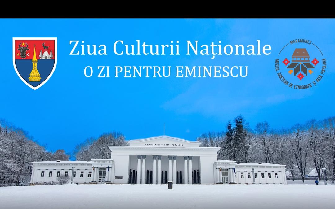 Ziua Culturii Naționale – O zi pentru Eminescu – video