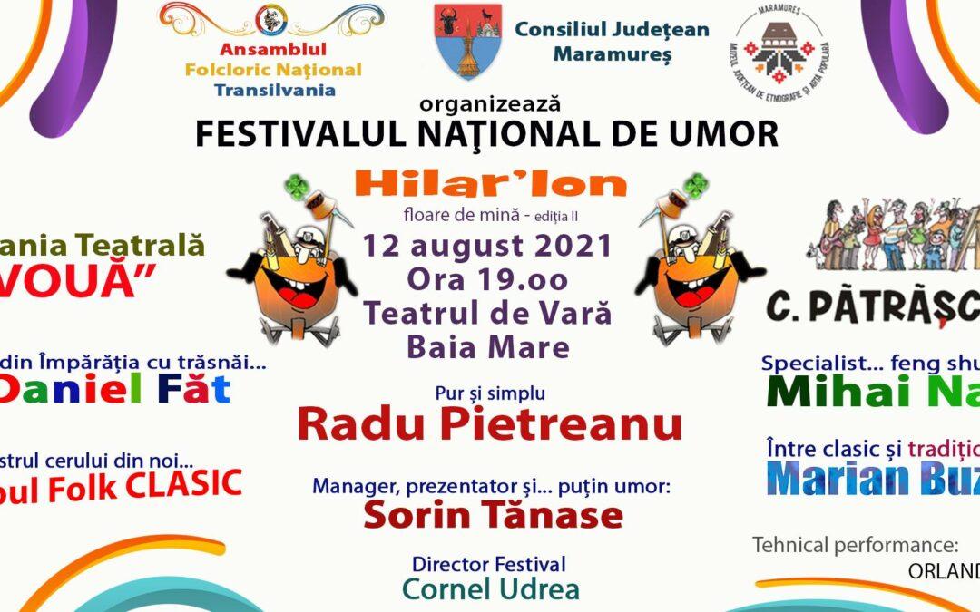 Festivalul de Umor – Hilar'Ion – Floare de mină II
