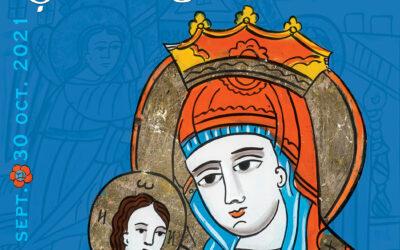 """Expoziția """"Icoane din Șcheii Brașovului"""" realizată în cadrul proiectului """"Patrimoniul cultural iconografic din Șchei- expoziție națională, cofinanțat de AFCN"""